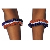 Armband Garters Red White And Blue